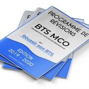 couverture du programme MCO