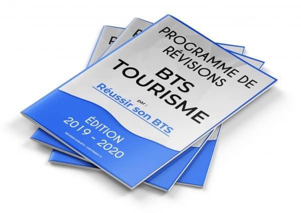 couverture du programme Tourisme